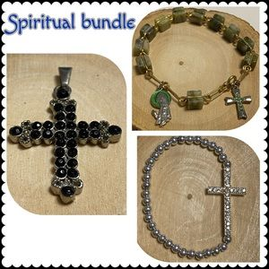 Jewelry - SPIRITUAL BUNDLE OF 3 PIECES
